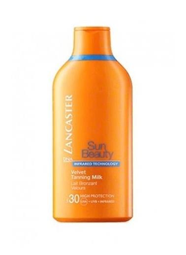 Lancaster Lancaster Sun Beauty Velvet Milk SPF30 400 ML Renksiz